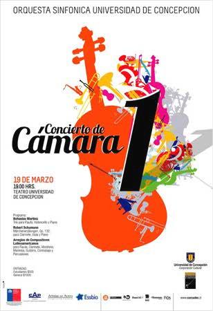 Concierto de Cámara 1 2011