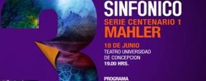 Concierto Sinfónico, Sinfonía Nº 1 Titán