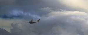 Avión Nubes