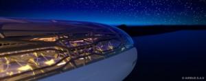 Futuro Airbus 2050 © Airbus S.A.S. 2011