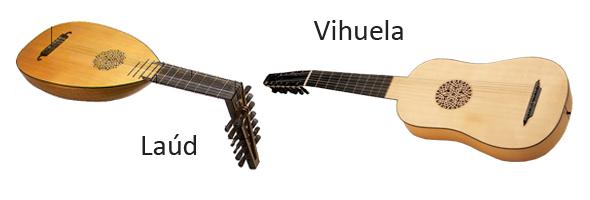 Vihuela y Laúd