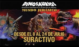 Dinosaurios en Concepción