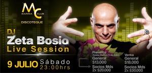 DJ Zeta Bosio