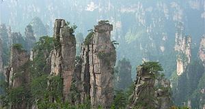 Zhangjiajie Hunan