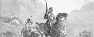 Teatro Don Quijote y Sancho Panza