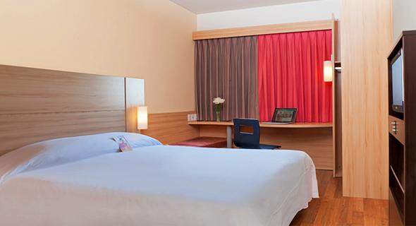 Habitación Hotel Ibis