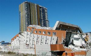 Reconstrucción en Concepción