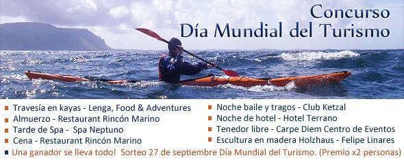Concurso Día Mundial del Turismo