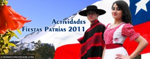 Actividades Fiestas Patrias
