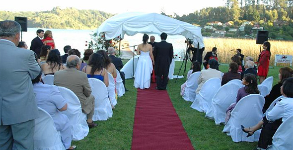 Matrimonio Centro de Eventos Carpe Diem