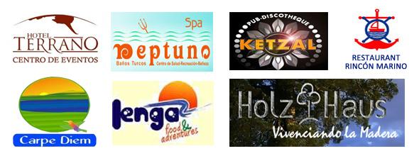 Auspiciadores Concurso Día Mundial del Turismo