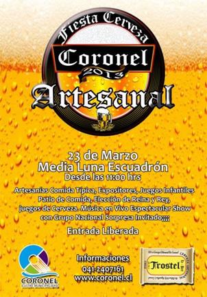 Fiesta de la Cerveza de Coronel