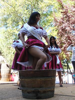 Fiesta de la Vendimia Quillón