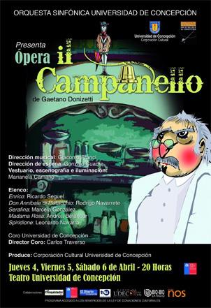 Opera Il Campanello