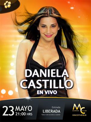 Daniela Castillo en Concepción