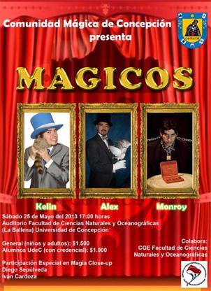 Magia en Concepción