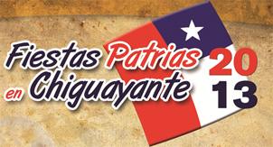 Fiestas Patrias Chiguayante