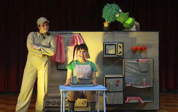 Obra de Teatro La Susanita
