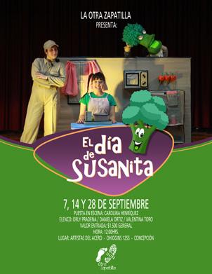 Obra Teatro La Susanita