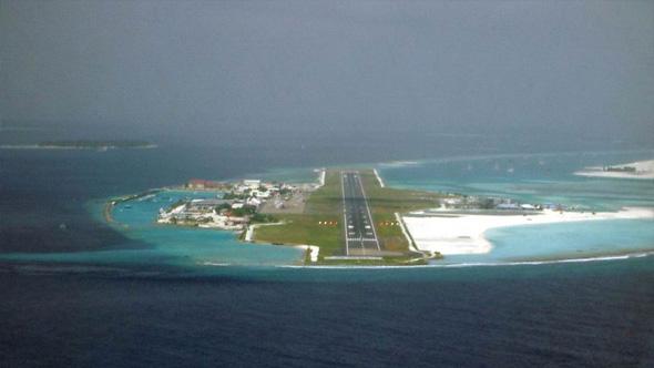 Aeropuerto de Malé, Maldivas