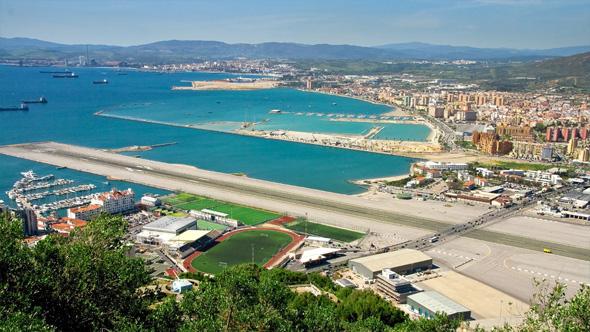 Aeropuerto Internacional Gibraltar