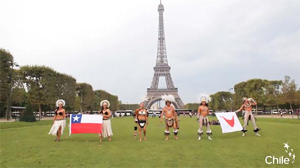 Pascuenses en Paris