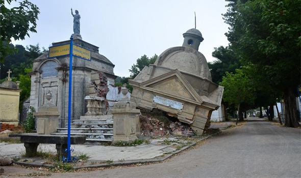 Cementerio Turismo