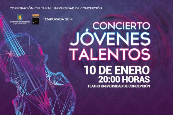 Concierto Jóvenes Talentos