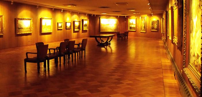 Pinturas Pinacoteca