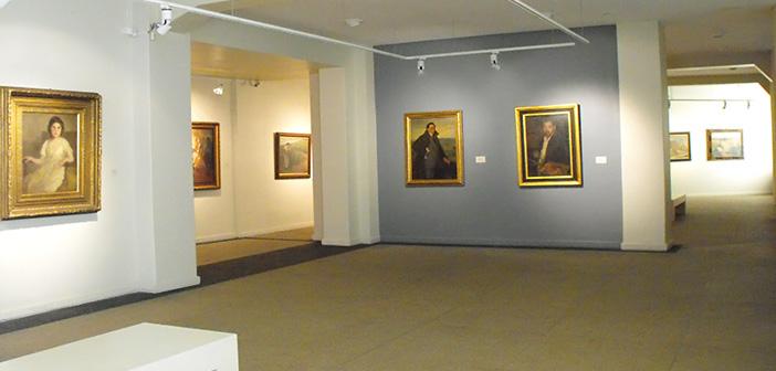 Espacio con Cuadros Pinacoteca
