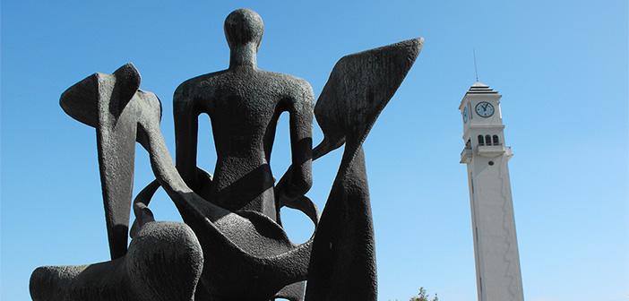 Esculturas Universidad de Concepción