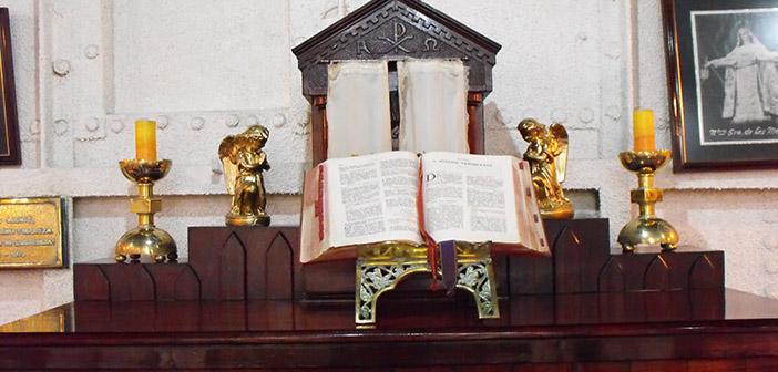 Altar Huascar Talcahuano