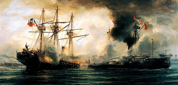 Batalla Naval de Angamos
