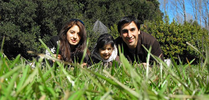 Un espacio natural para la familia
