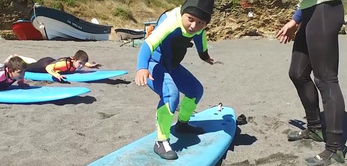 Niños Surfistas