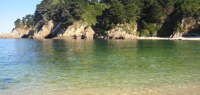 Agua Cristalina Playa Ramuntcho