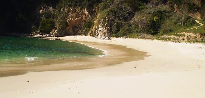 Playa Ramuntcho Limpia