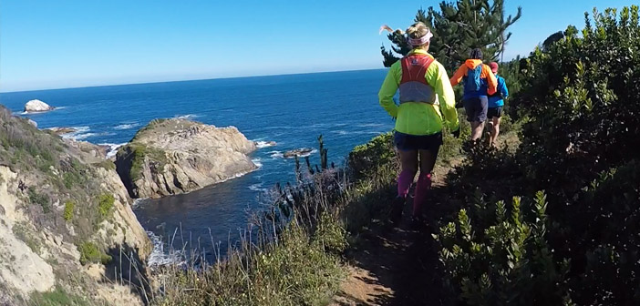Chome Trail Running